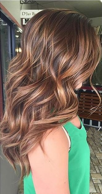 New Brunette Hair Color Ideas Blog – Mane Interest Ideas With Pictures