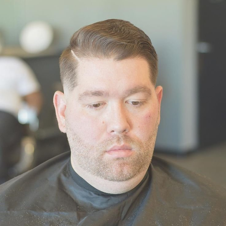 New 5 Best Hairstyles For Fat Men With Chubby Faces Ideas With Pictures