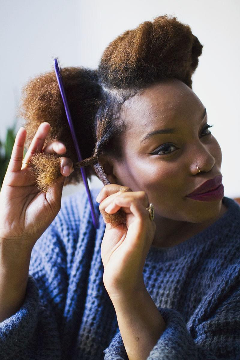 New Natural Hair Two Strand Twists A Beautiful Mess Ideas With Pictures