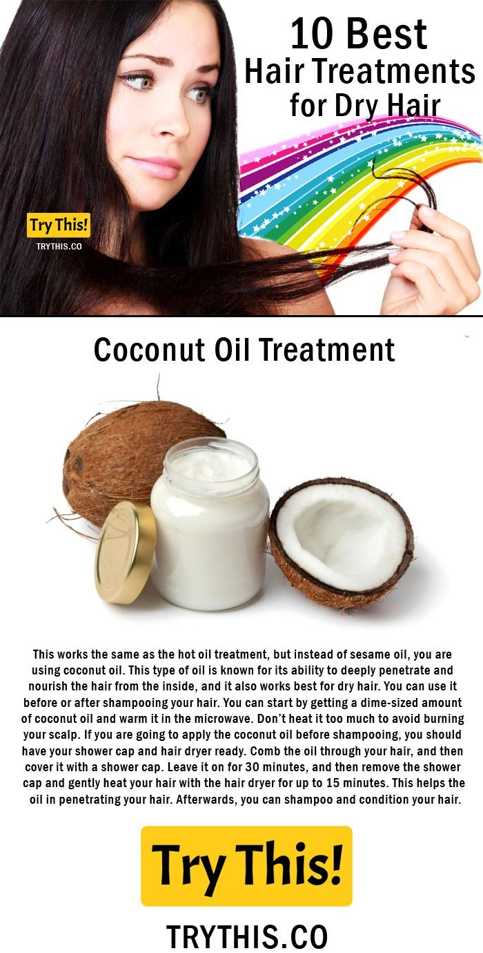 New Homemade Hair Treatments For Dry Hair Beauty Tips Ideas With Pictures