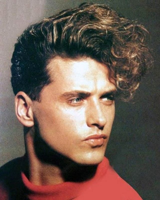 New 20 Coolest Men S Hairstyles In The 1980S Vintage Everyday Ideas With Pictures