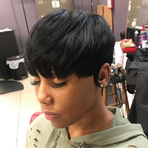 New 27 Hottest Short Hairstyles For Black Women For 2019 Ideas With Pictures