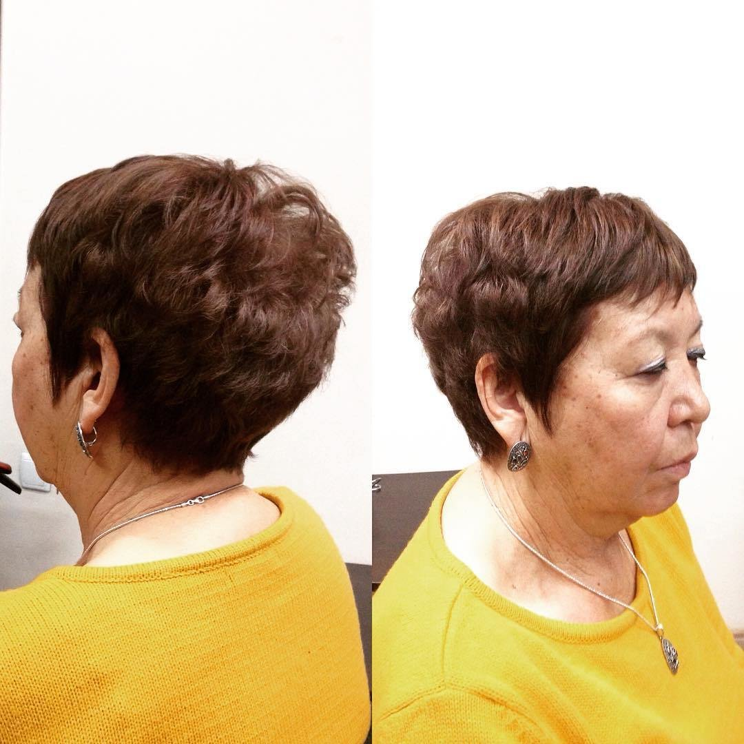 New 2019 Hairstyles For Women Over 50 Hairstyles For Older Ideas With Pictures