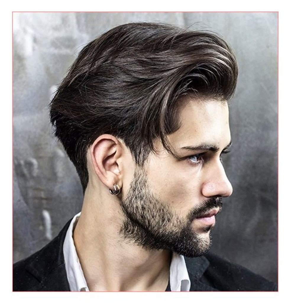 New The 60 Best Medium Length Hairstyles For Men Improb Ideas With Pictures