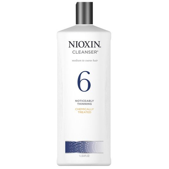 New Nioxin System 6 Shampoo Glamazon Beauty Supply Ideas With Pictures