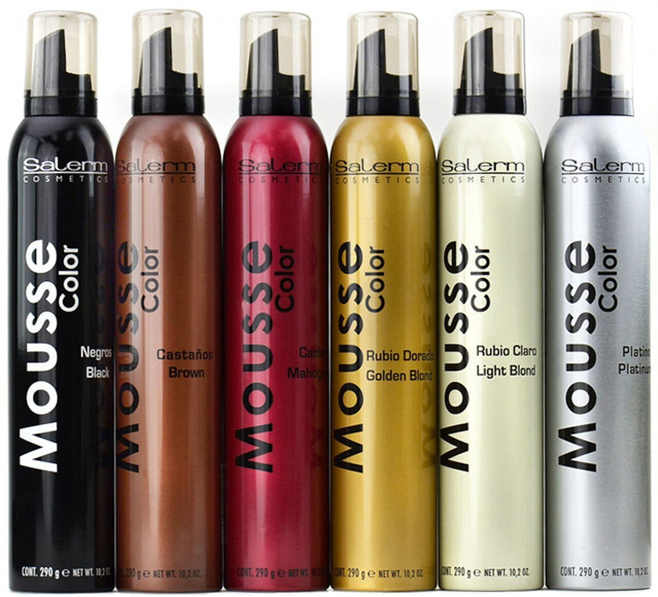 New Salerm Color Mousse Sleekshop Com Formerly Sleekhair Ideas With Pictures
