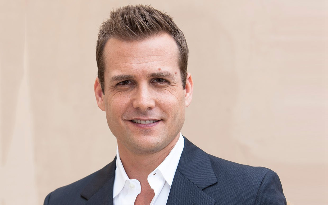 New Gabriel Macht I M Way More Vulnerable And Sensitive Ideas With Pictures