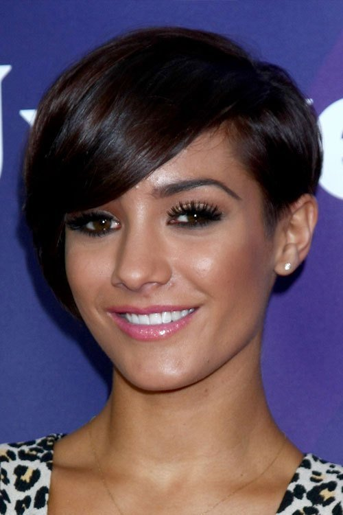 New Frankie Sandford S Hairstyles Hair Colors Steal Her Style Ideas With Pictures