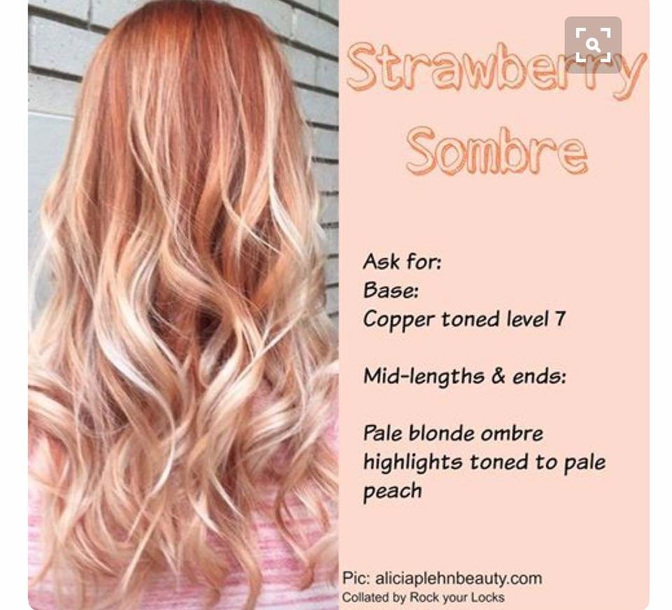 New Hair By Season Warm Spring Ideas With Pictures