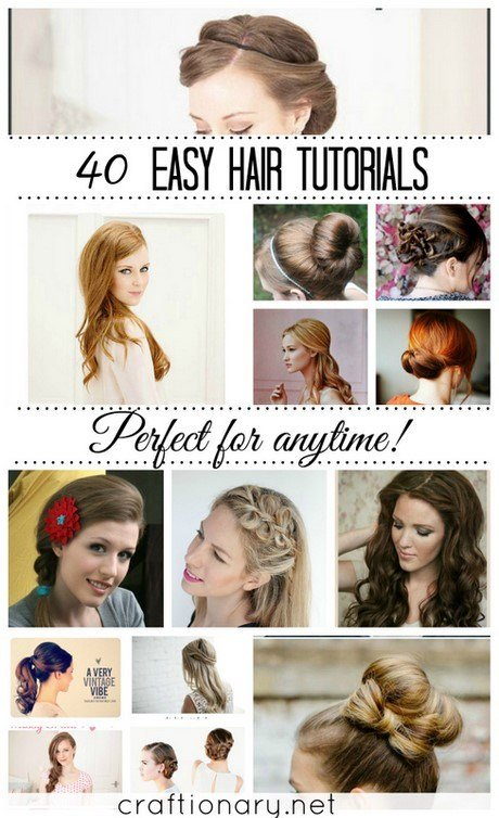 New 1950S Long Hairstyles Tutorial Foto Video Ideas With Pictures