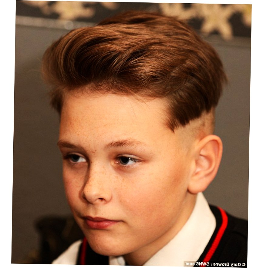 New 12 Year Old Boy Hairstyles Best 2016 Ellecrafts Ideas With Pictures