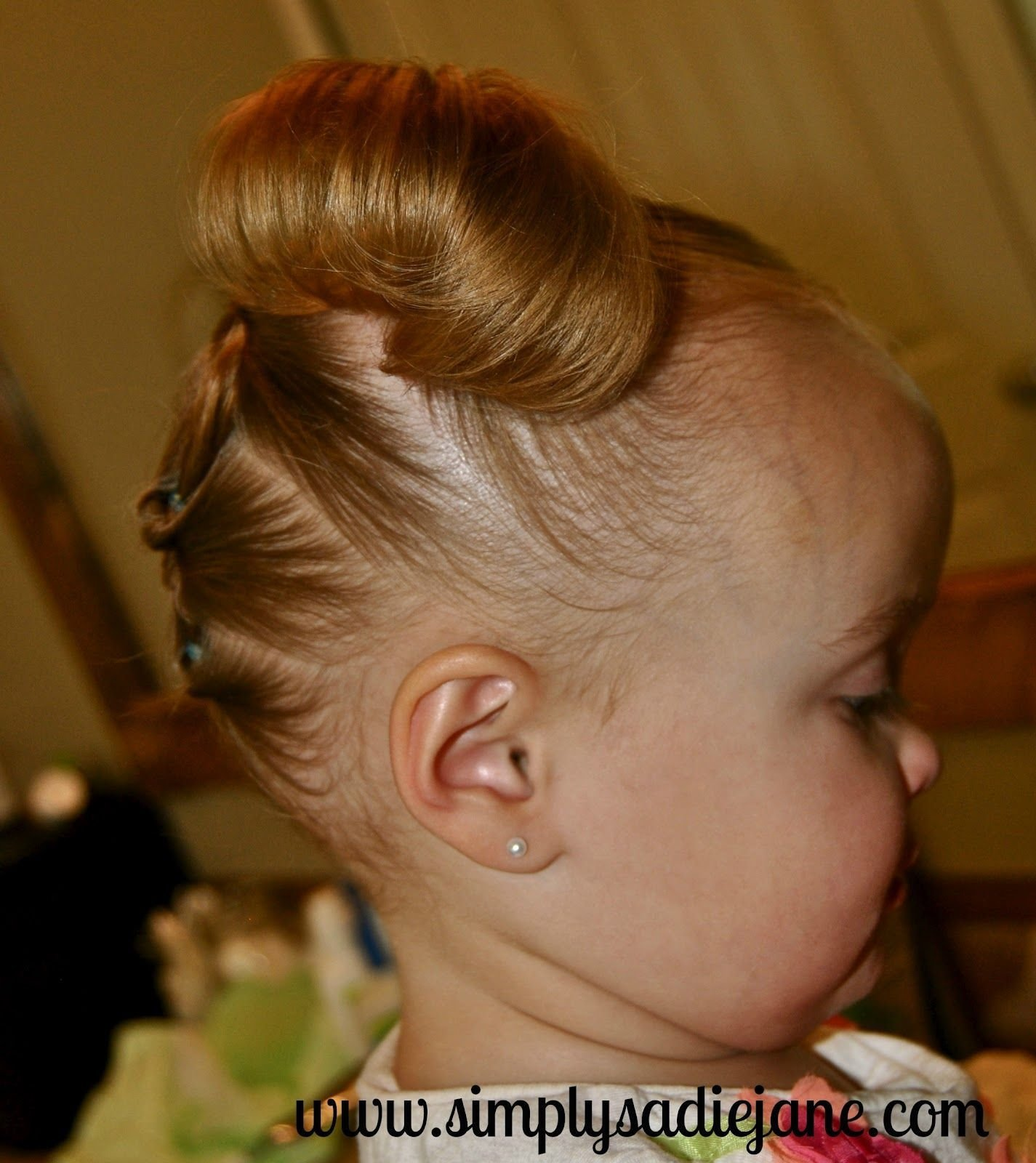 New 1 Year Old Baby Girl Hairstyles Hairstyle For Women Man Ideas With Pictures