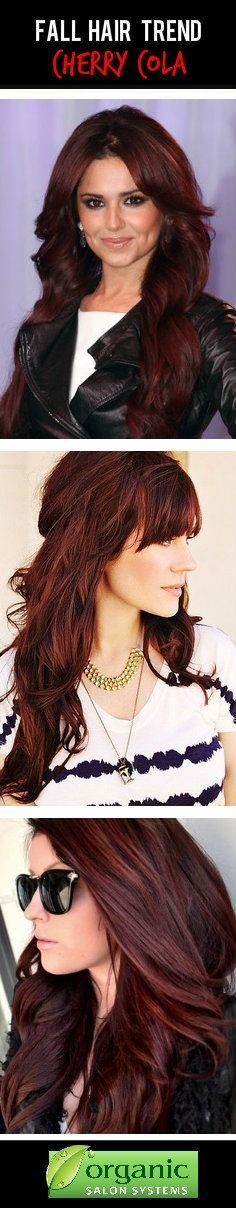 New Cherry Cola Hair – Colors And Fashion Ideas With Pictures