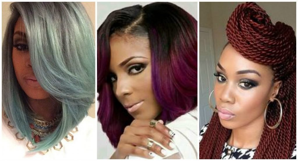 New Latest Hairstyles For Black Women 2019 Hairstylo Ideas With Pictures