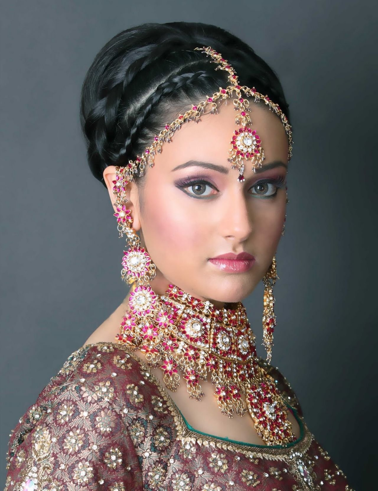 New Wedding Hairstyles For Indian Women Hairstylo Ideas With Pictures
