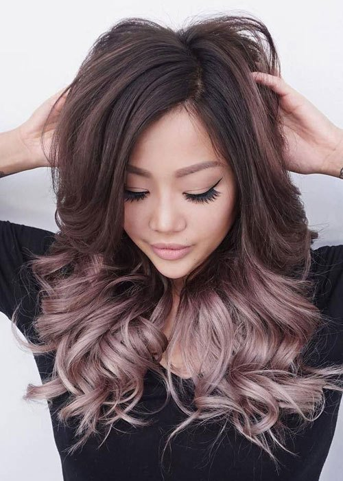 New Best Ombre Hairstyles Blonde Red Black And Brown Hair Ideas With Pictures