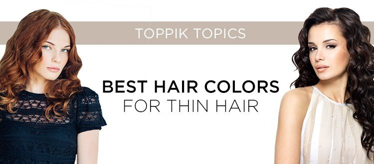 New The Hottest Colors For Thin Hair Ideas With Pictures