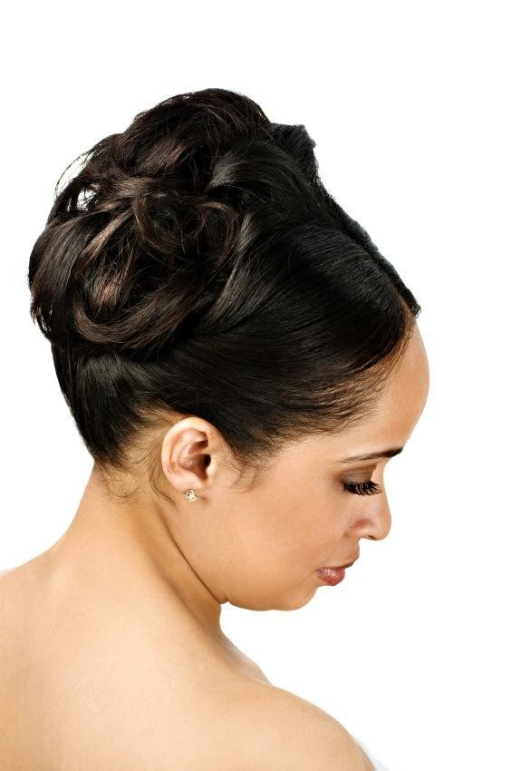 New African American Wedding Updo Hairstyles 2019 Ideas With Pictures Original 1024 x 768