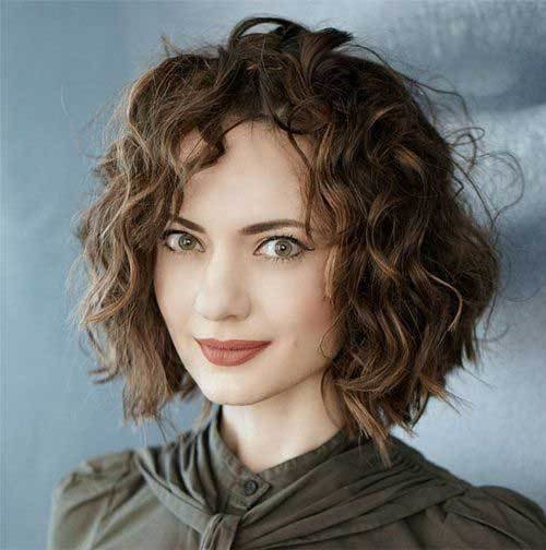 New Really Stylish Curly Bob Hairstyles For Ladies Bob Ideas With Pictures