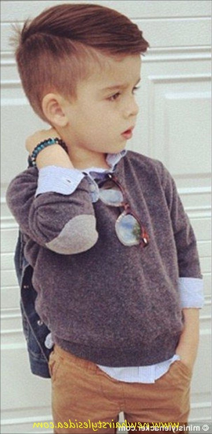 New 2 Year Old Boy Hairstyles Fade Haircut Ideas With Pictures
