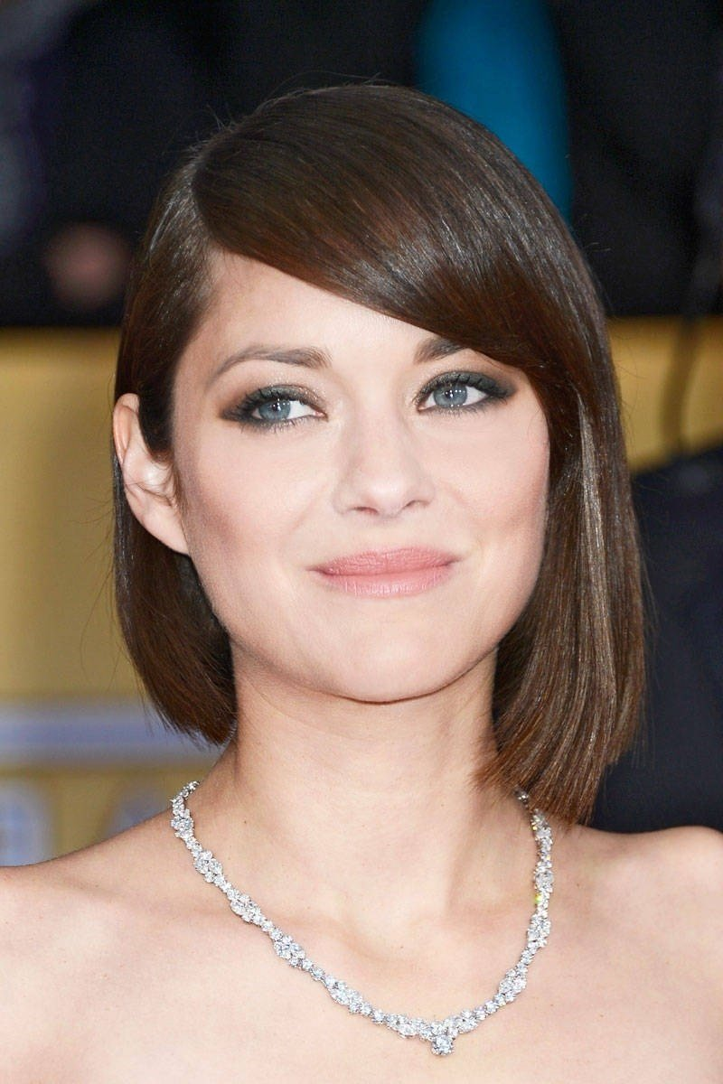 New One Sided Bob Hairstyles Fade Haircut Ideas With Pictures