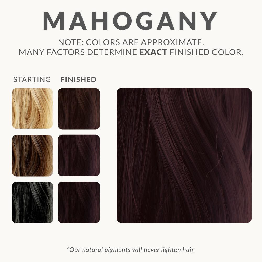 New Mahogany Henna Hair Dye – Henna Color Lab® – Henna Hair Dye Ideas With Pictures