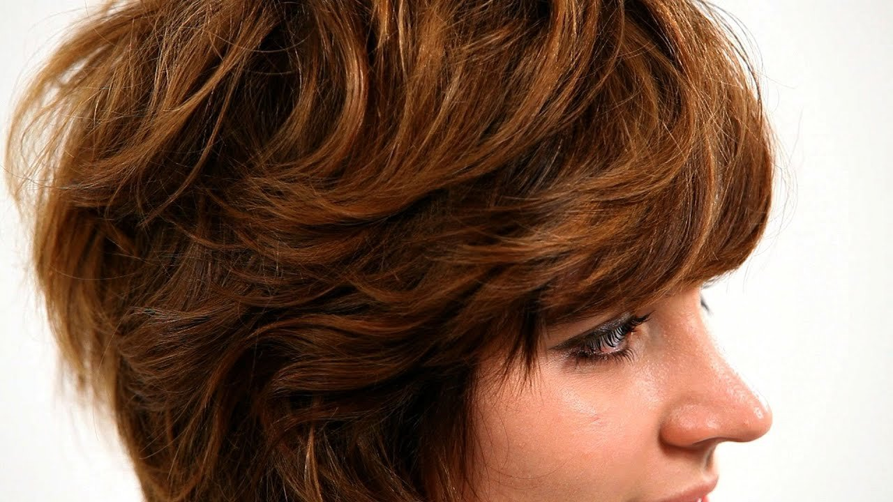 New How To Style A Bob Cut Short Hairstyles Youtube Ideas With Pictures