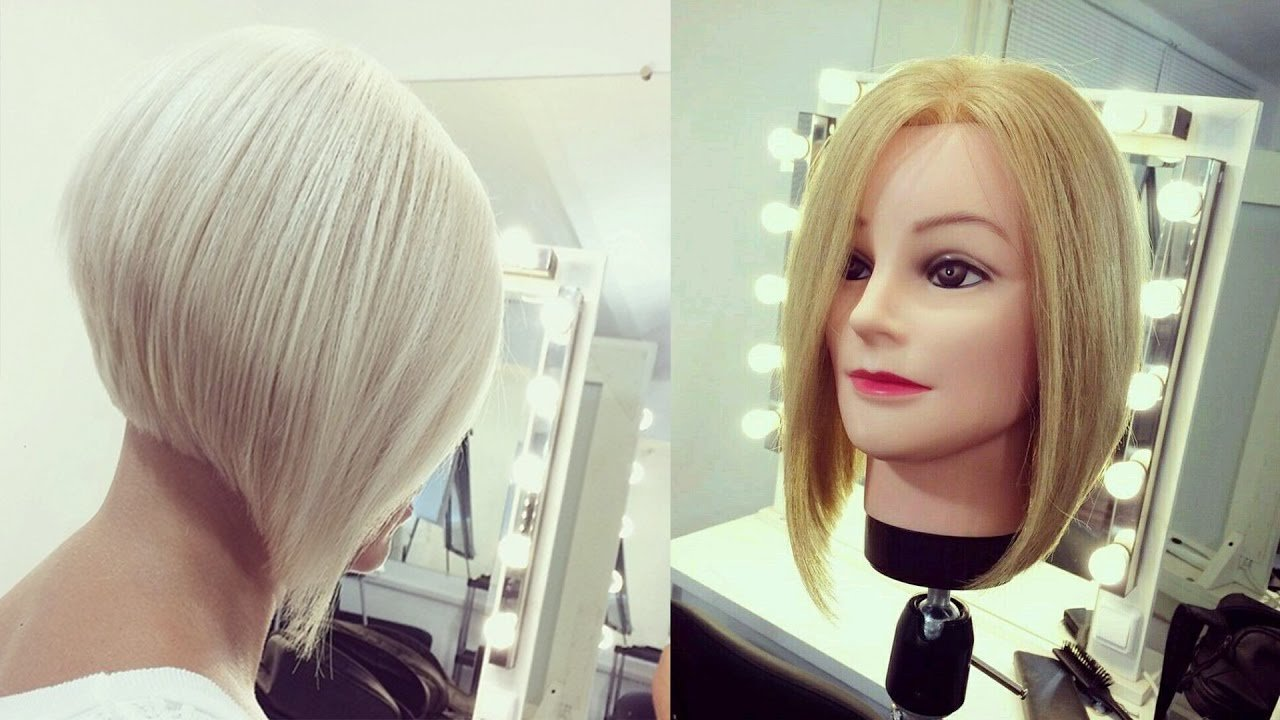 New Hairdresser Education Step By Step Short Bob Haircut Ideas With Pictures