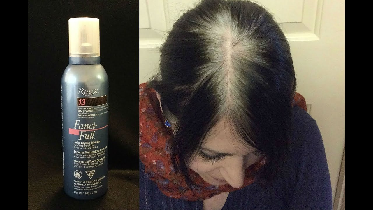 New Roux Fanci Full Temporary Color Styling Mousse A Gray Ideas With Pictures