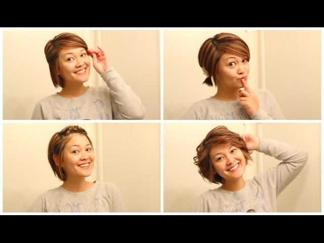 New Easy Hairstyles When Growing Out Your Hair Clipzui Com Ideas With Pictures