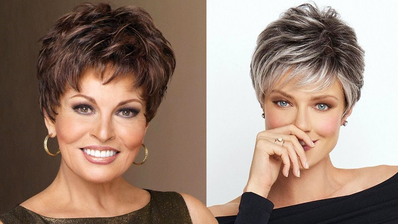 New Short Hairstyles For Older Women 2018 2019 Short Hair Ideas With Pictures