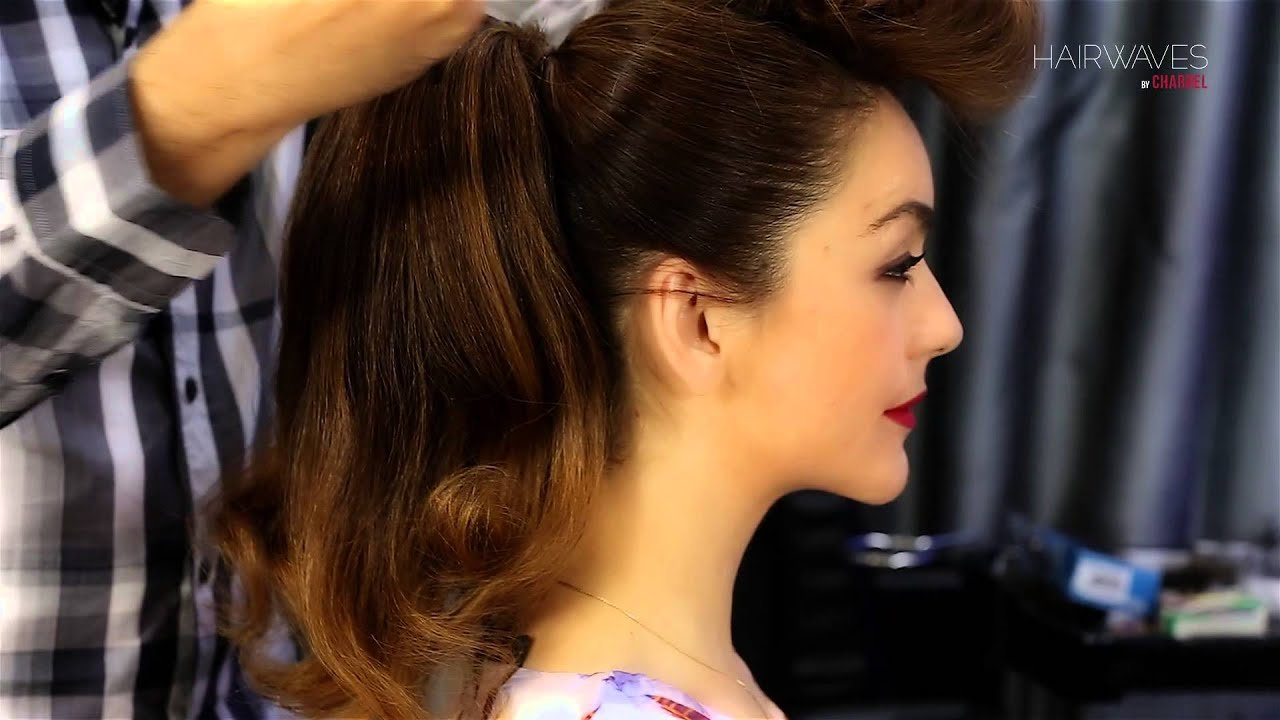 New Simple Steps To Make A Charming Hairstyle At Home With The Ideas With Pictures