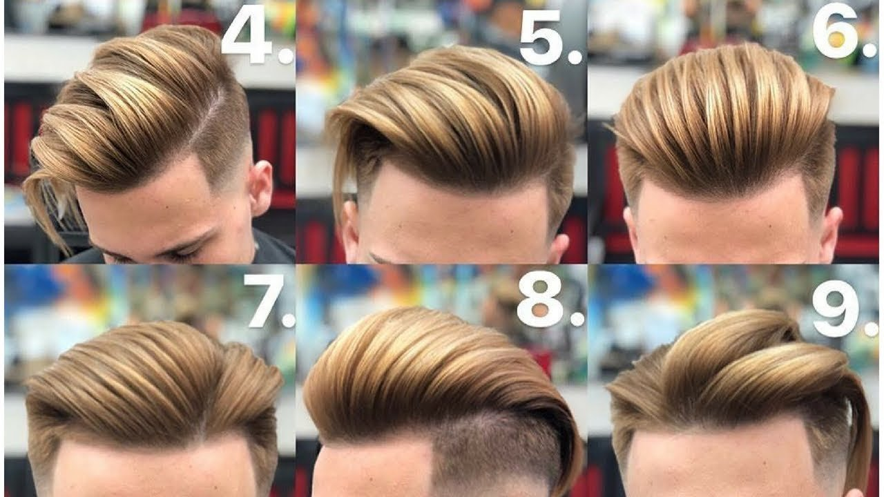 New Top 10 New Hairstyles For Men S 2018 2019 Men S Haircuts Ideas With Pictures