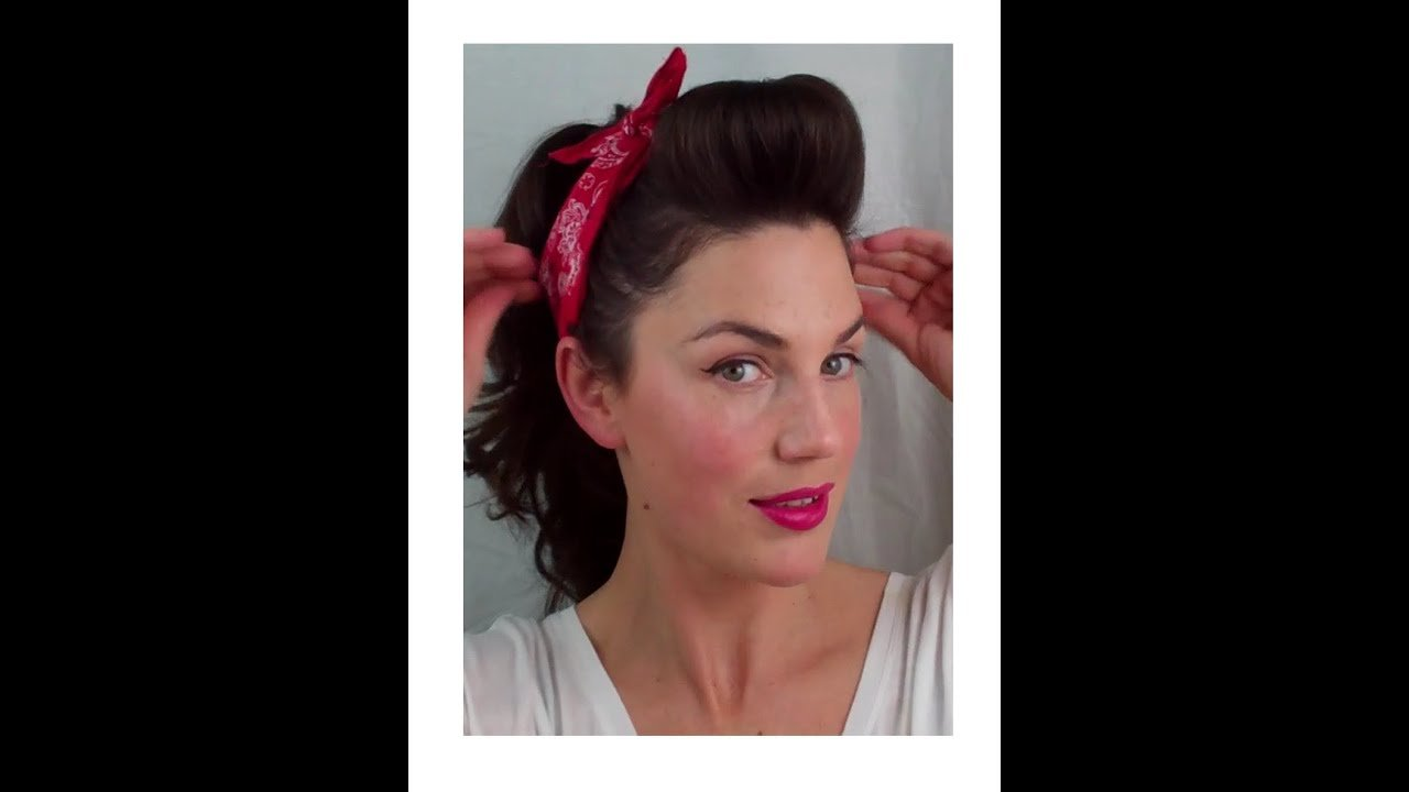 New 6 Pin Up Looks For Beginners Quick And Easy Vintage Ideas With Pictures