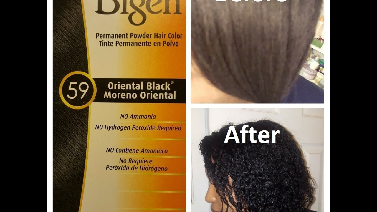 New Bigen Permanent Hair Color Review Youtube Ideas With Pictures