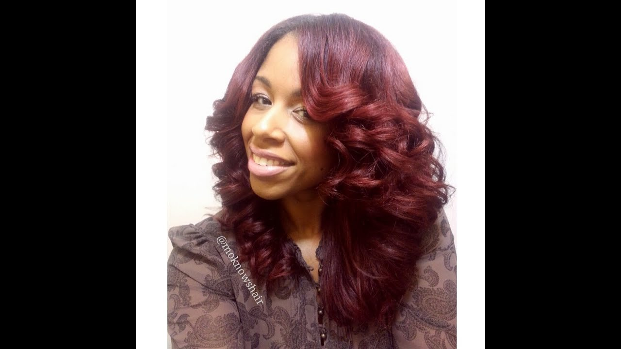 New Flat Iron Curls Youtube Ideas With Pictures