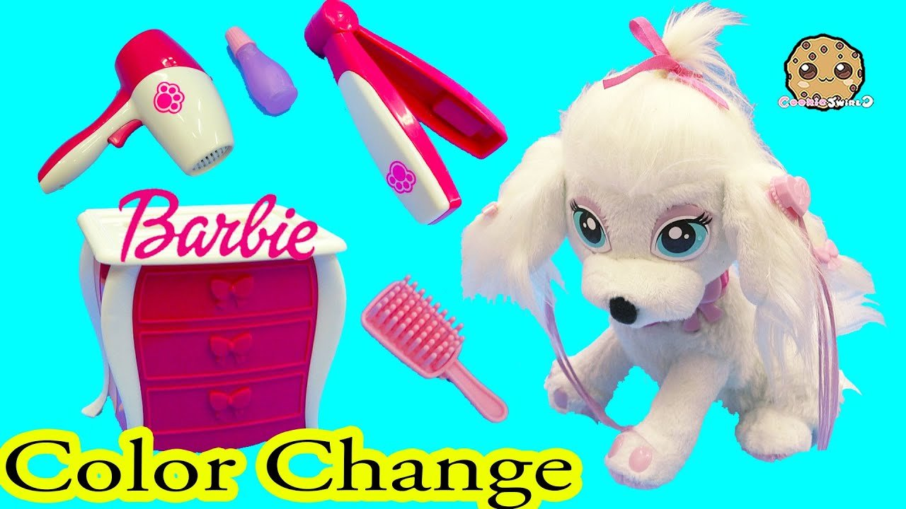 New Color Change Puppy Dog Nail Hair Makeup Fail Barbie Ideas With Pictures Original 1024 x 768