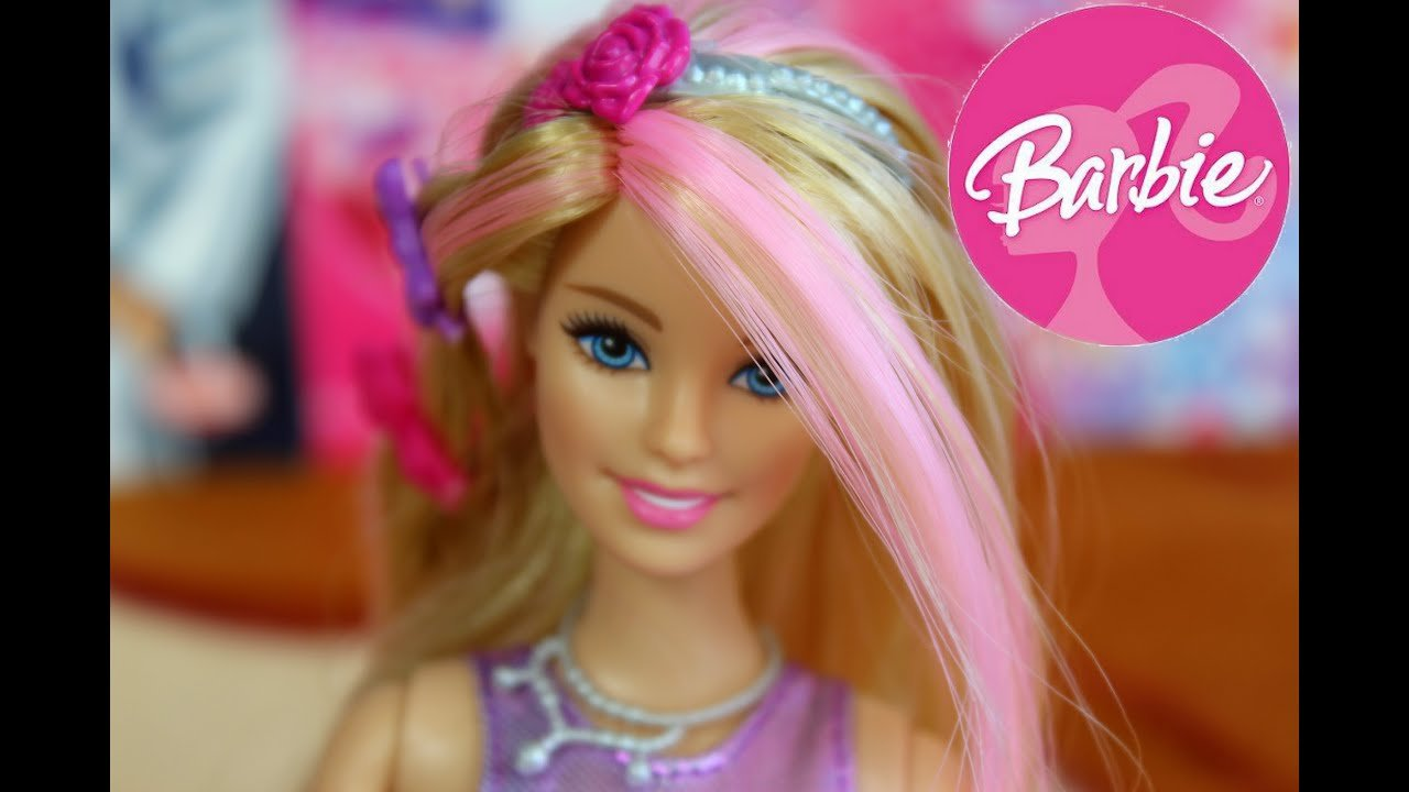 New Barbie Hair Color And Style Doll Mattel Love Toys Ideas With Pictures Original 1024 x 768
