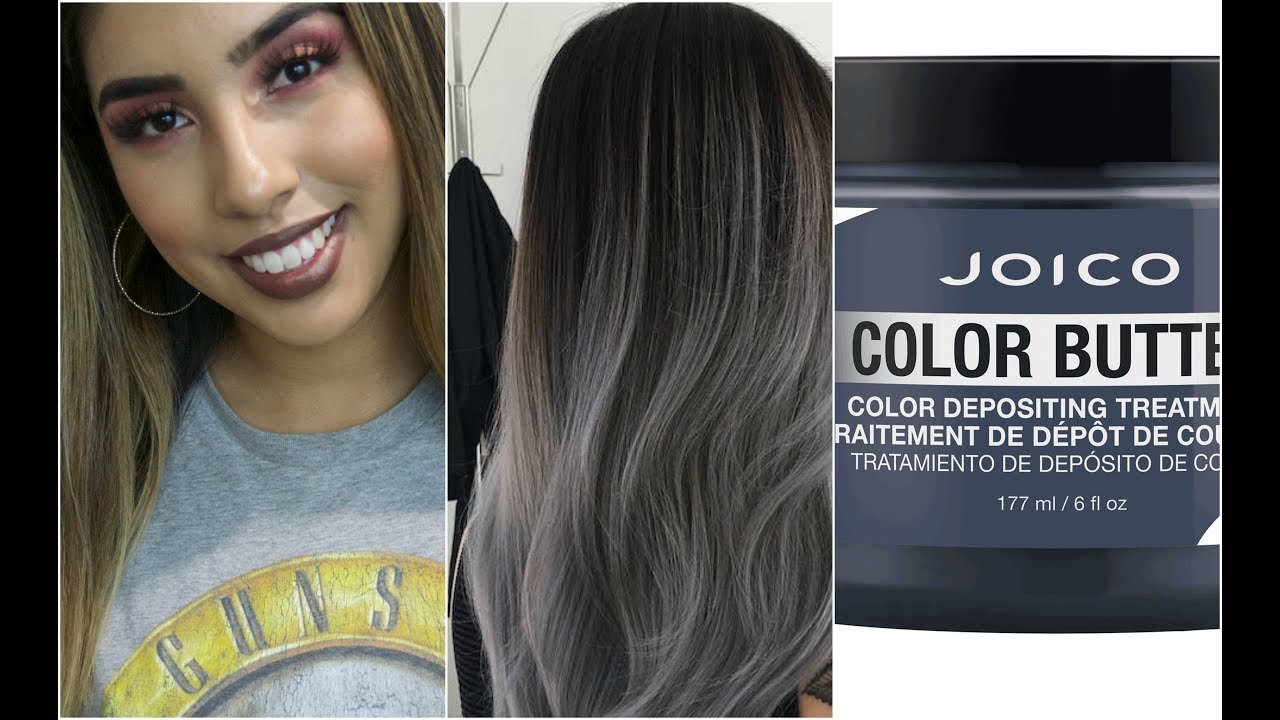 New Pewter Hair Color Ion Irfandiawhite Co Ideas With Pictures