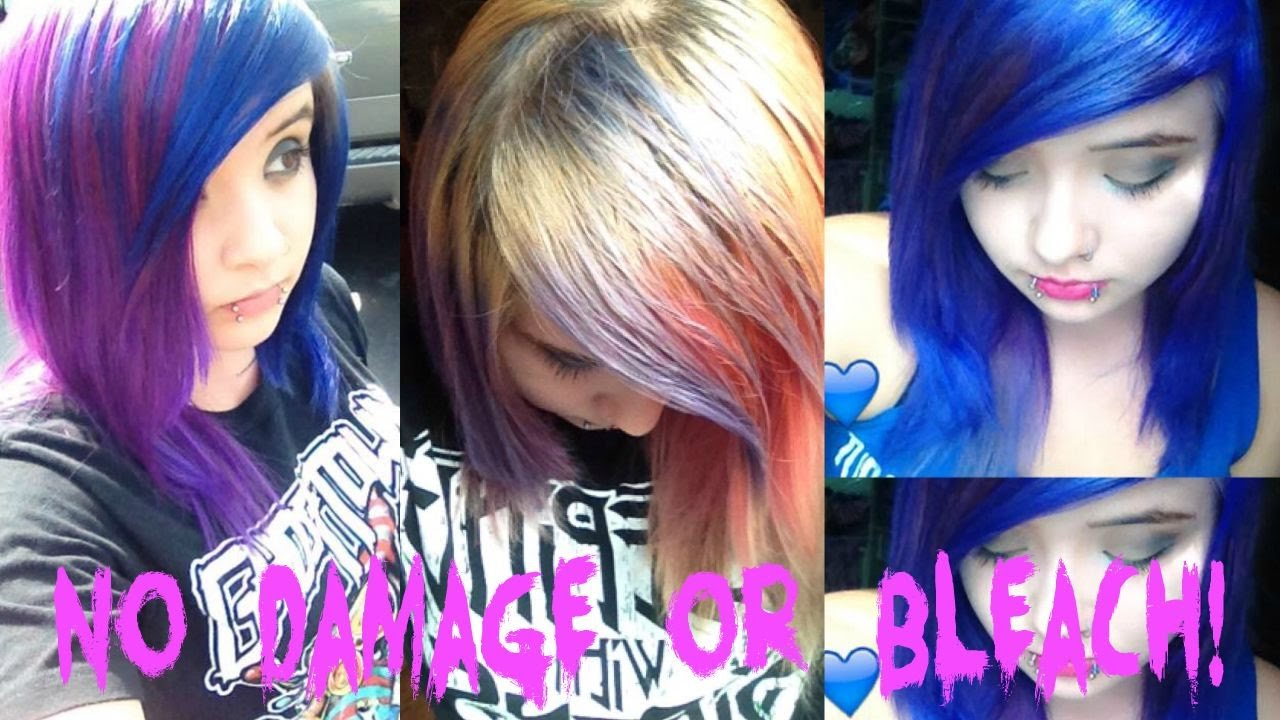 New How To Remove Hair Dye Without Bleach Damage Youtube Ideas With Pictures