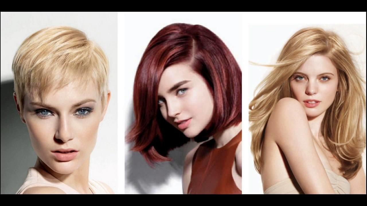 New Best Hair Color Ideas For Thin Hair Or Fine Hair Youtube Ideas With Pictures