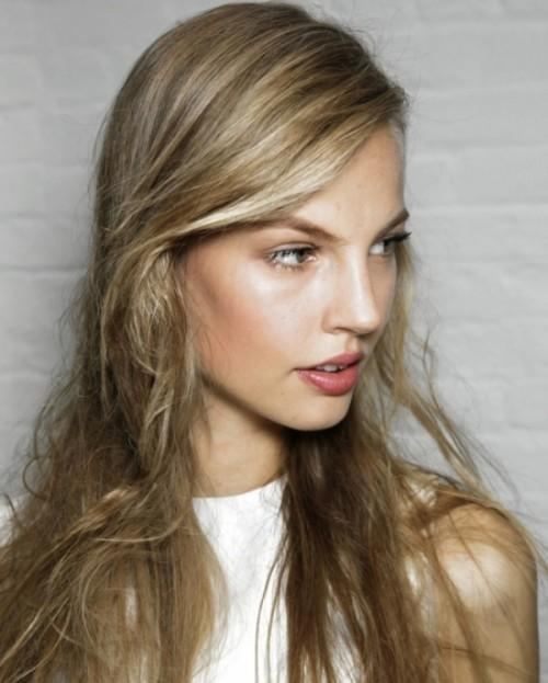 New Hairstyle Trends From S S 2014 New York Fashion Week Ideas With Pictures
