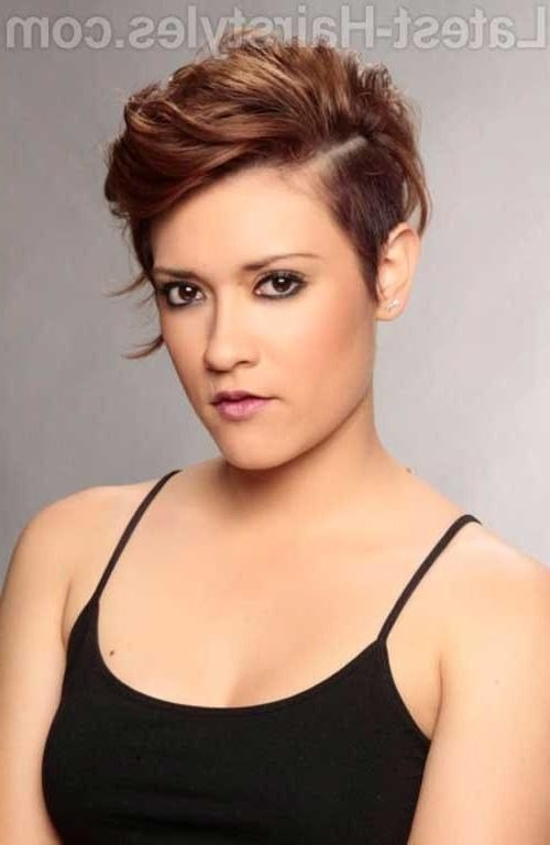 New 2019 Latest Short Haircuts For Women In Their 30S Ideas With Pictures