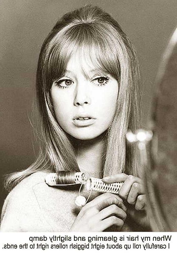 New 20 Collection Of 1960S Long Hairstyles Ideas With Pictures
