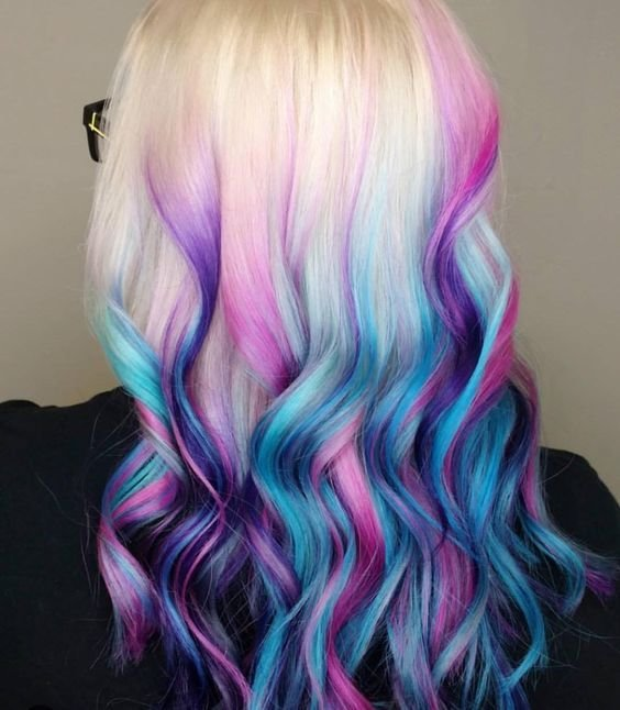 New Dip Dye Hair Guide How To Dip Dye Your Hair At Home Ideas With Pictures