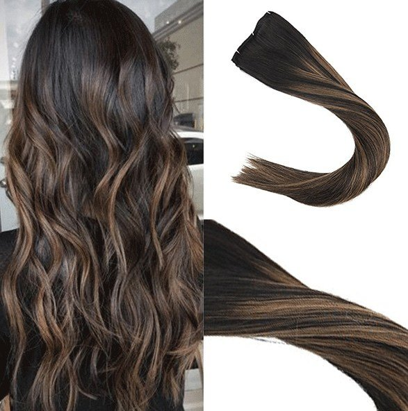 New Clip In Hair Extensions For Short Hair Guide Ideas With Pictures