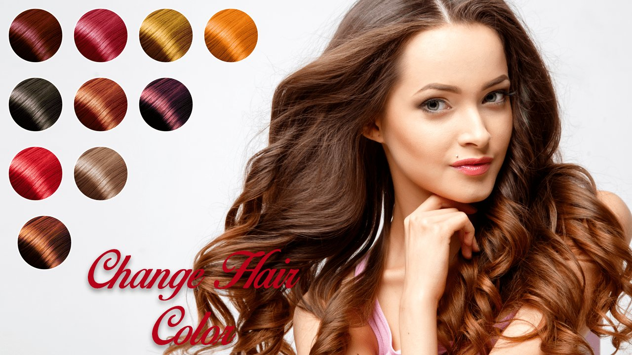 New Change Hair Color Android Apps On Google Play Ideas With Pictures