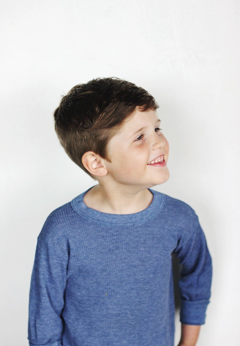 New How To Modern Boy S Haircut The Merrythought Ideas With Pictures