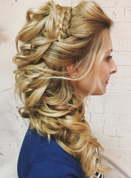 New 40 Gorgeous Wedding Hairstyles For Long Hair Ideas With Pictures