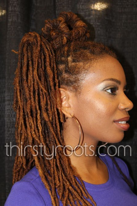 New Long Locs Hairstyles Ideas With Pictures